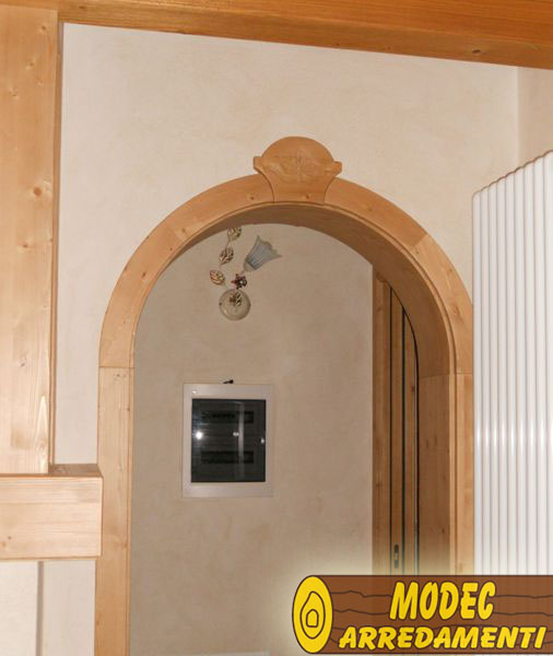 Arco in legno per interni gj22 regardsdefemmes for Ad interni