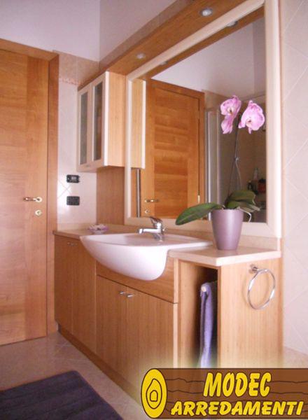 Ambienti personalizzati per il bagno modec arredamenti for Ambienti arredamenti